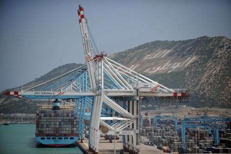 ميناء اكادير