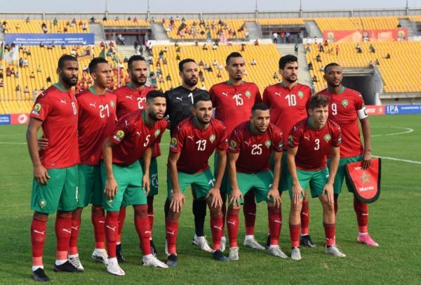 المنتخب المحلي المغربي الكاميرون 2021